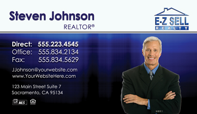 EZ Sell Realty Business Card